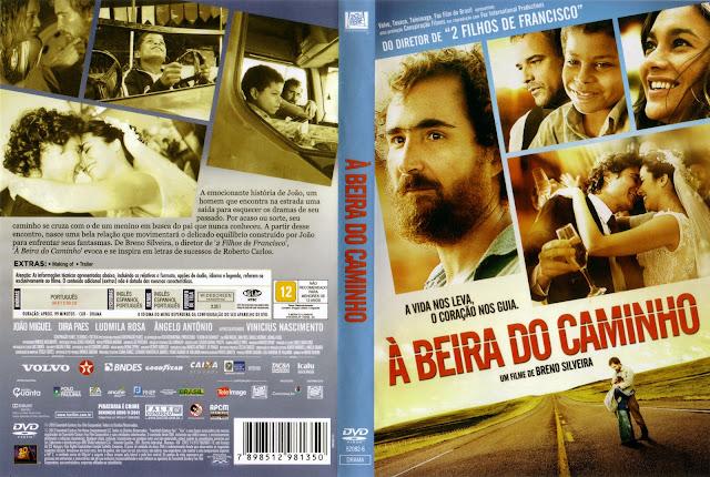 Capa DVD À Beira do Caminho