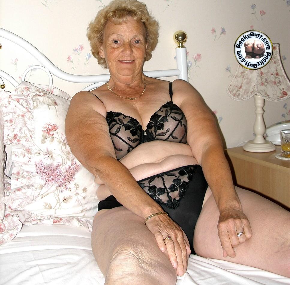 Granny tease