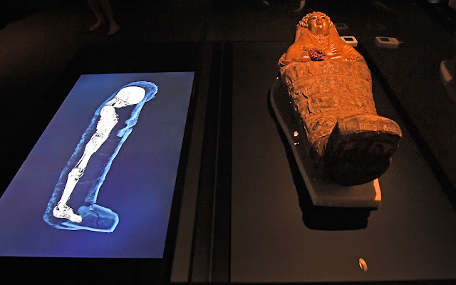 Egyptian mummies virtually unwrapped in Australia