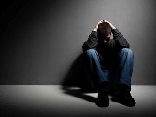 Gambaran untuk orang yang tertekan perasaan