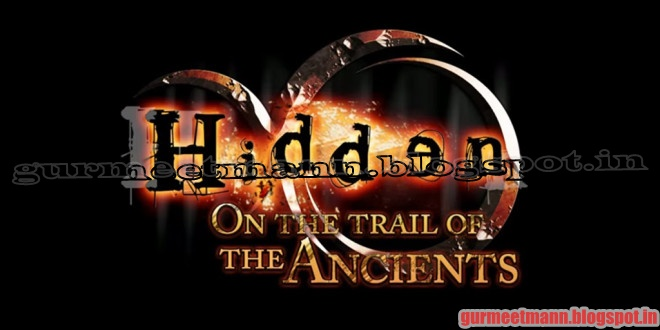 hidden (on,at) the trail of the ancients
