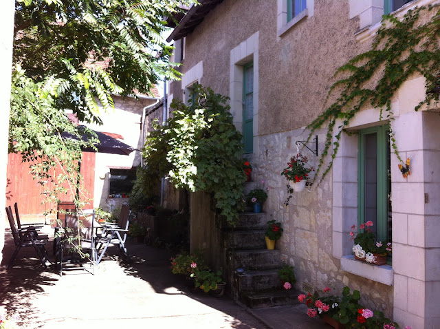 Loire Valley house to rent in Barrou