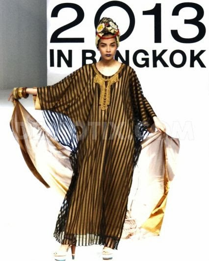 Bangkok Fashion Week: Fashion World: Bangkok Fashion & Clothing