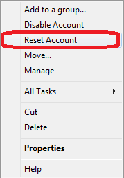 A Networker's Log File: Resetting Computer Account