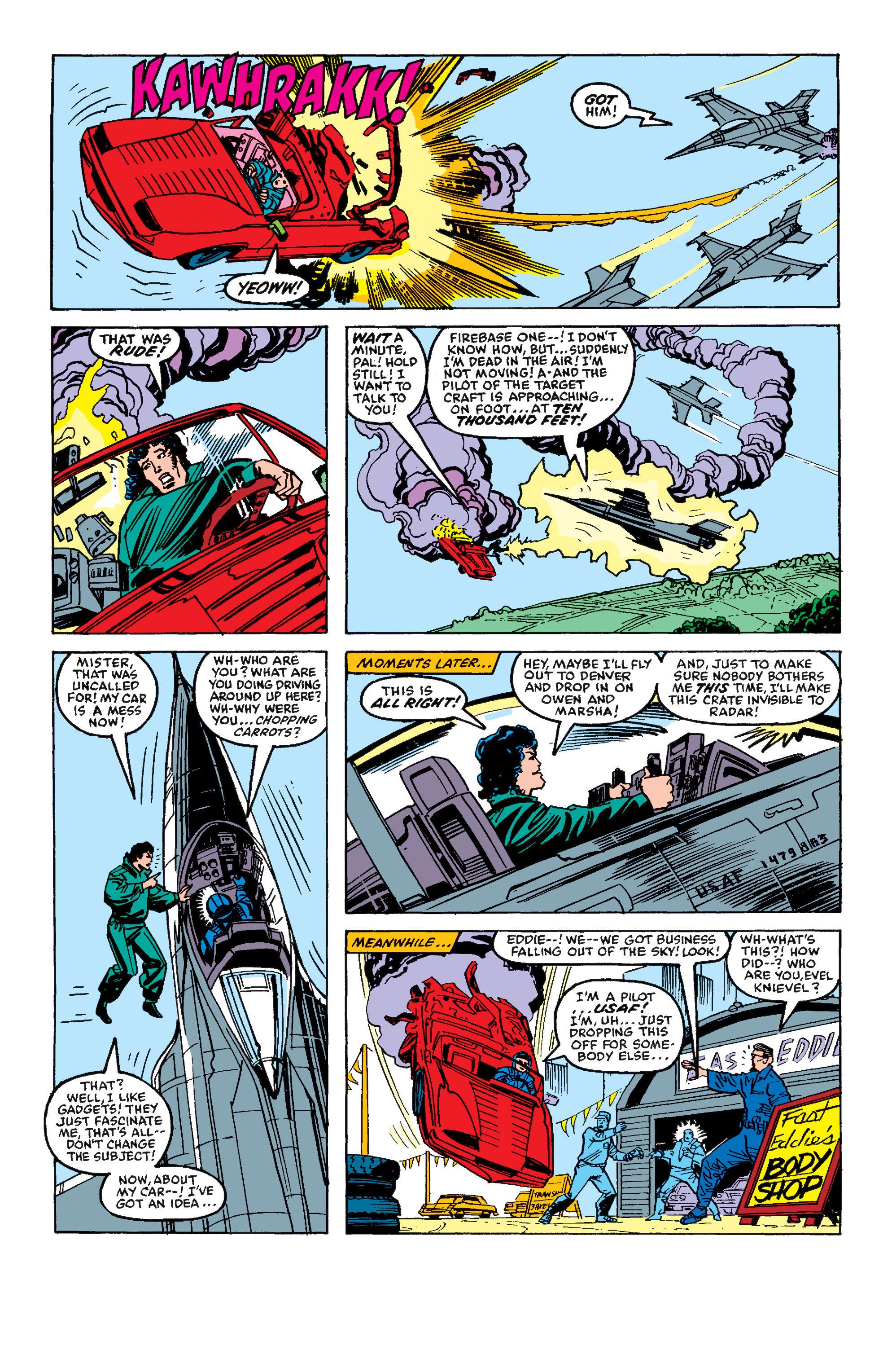 Read online Secret Wars II comic -  Issue #4 - 6