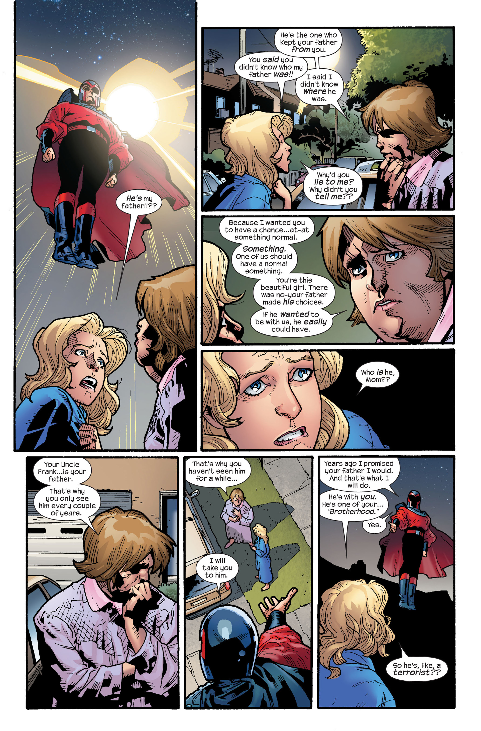 Read online Ultimate Spider-Man (2000) comic -  Issue #120 - 11