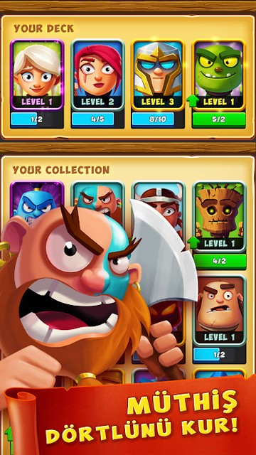 smashing four hileli apk