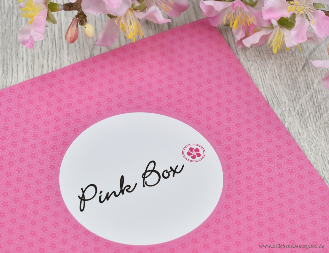 Pink Box - New Year - Januar 2017 - Unboxing & Inhalt