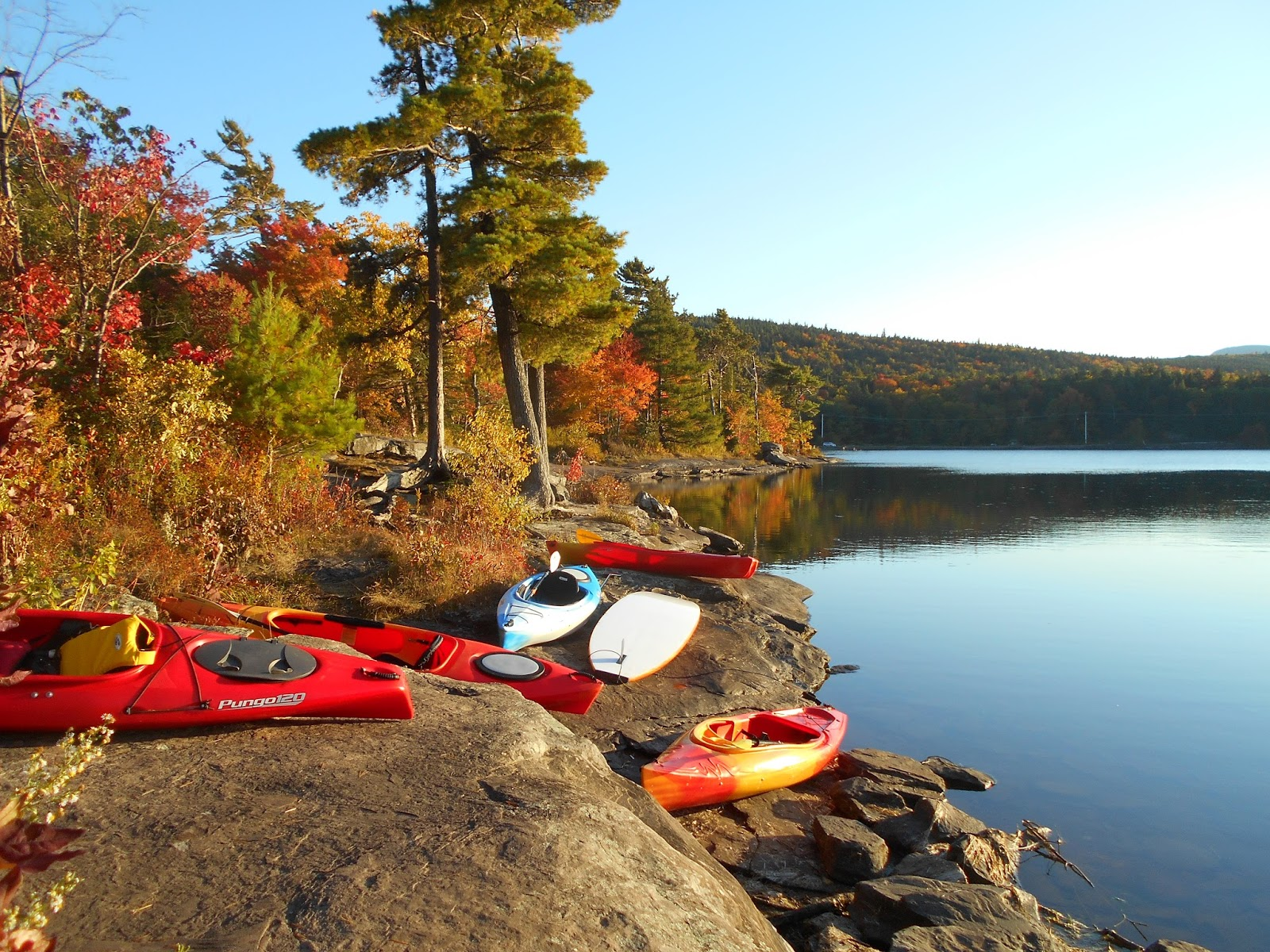 Tim 39 s camping review north south lake ny for Fish lake camping