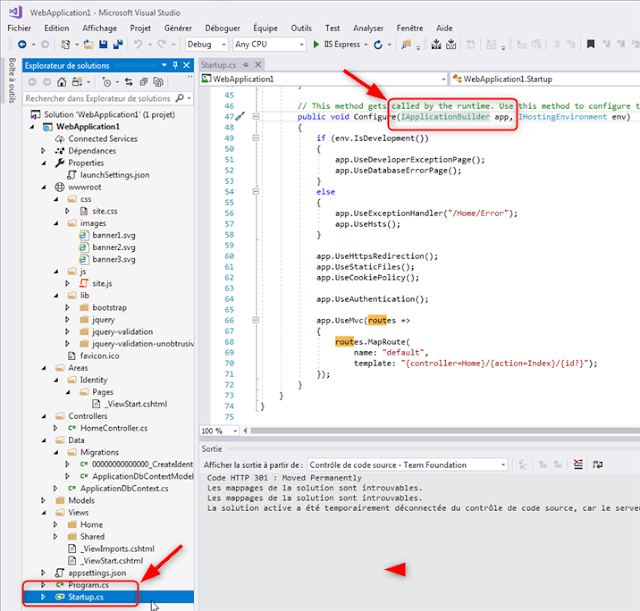 Design Pattern Pipeline au sein d'une application ASP.NET Core