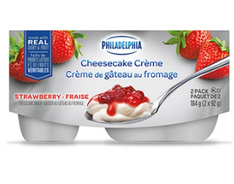 Philadelphia Cheesecake Creme Coupon