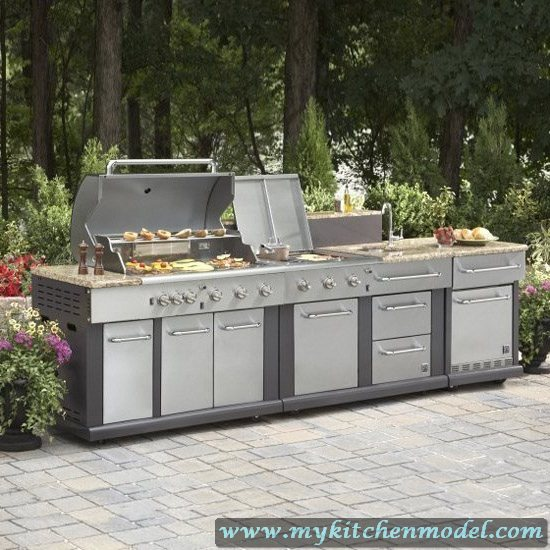 Outdoor Kitchen Kits Lowes - Kitchen Remodel, Cabinet, Sink ...