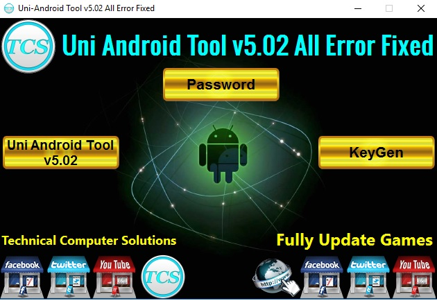 Uni-Android Tool v5.02 Crack All Error Fixed Free Download