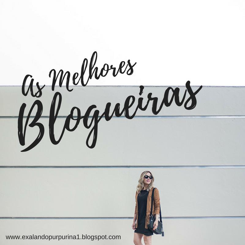 As melhores blogueiras, blogueiras, blog, exalando purpurina
