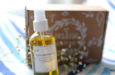Alma Botanicals Hydrating Oil