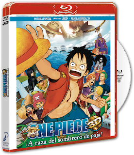 ONE PIECE. TV SPECIAL 3D