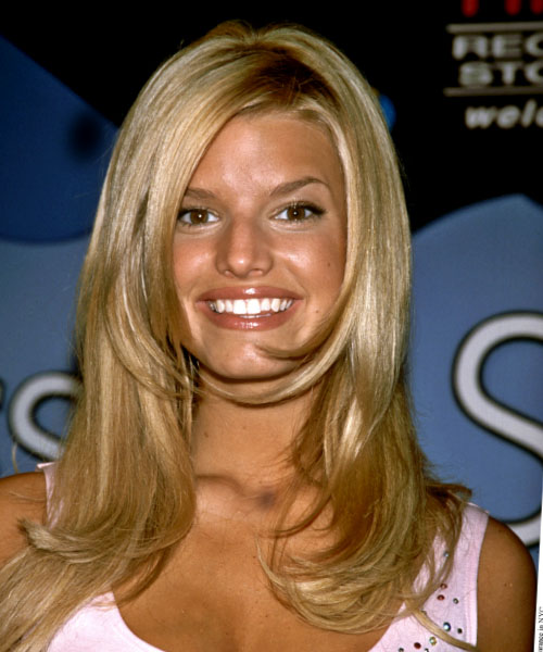 Jessica Simpson Hairstyles Puntodevistacultura