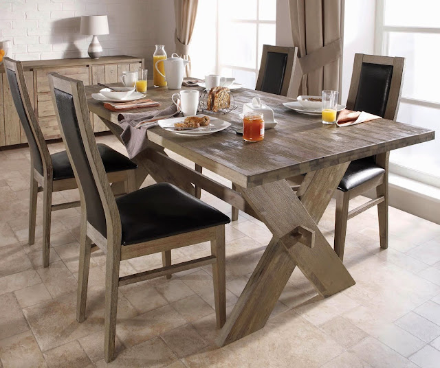 Rustic Dining Table Designs