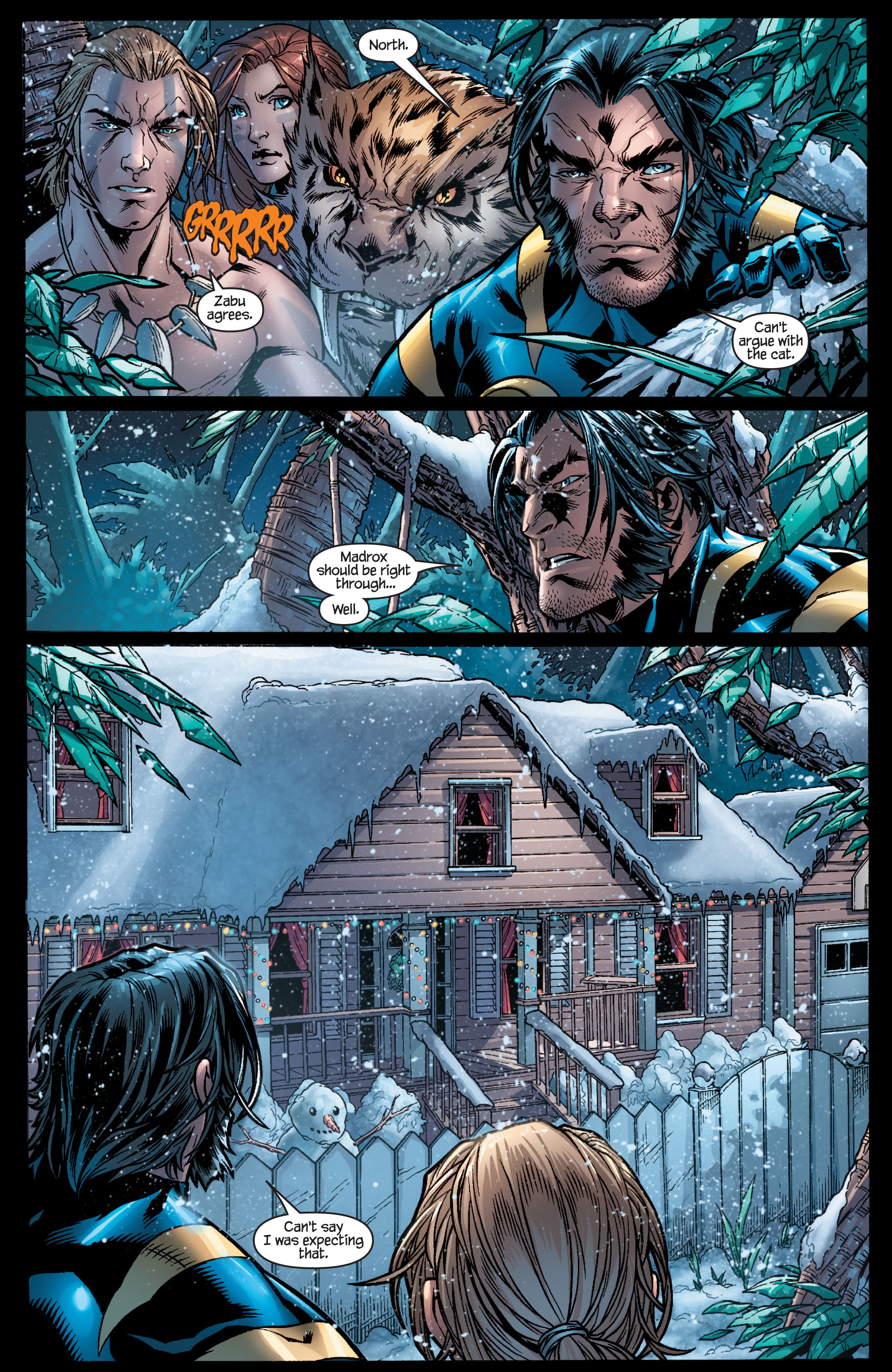 Read online Ultimate X-Men comic -  Issue #100 - 18