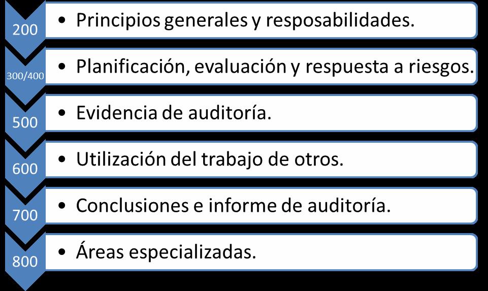 Bloques NIA-ES Normas Internacionales de Auditoría