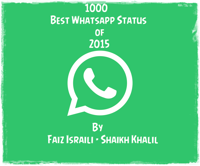 whatsapp status 1000 status for whatsapp in english with images. Black Bedroom Furniture Sets. Home Design Ideas