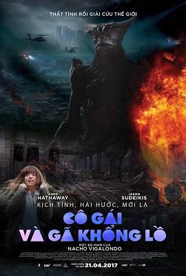 Cô Gái Và Gã Khổng Lồ - Colossal