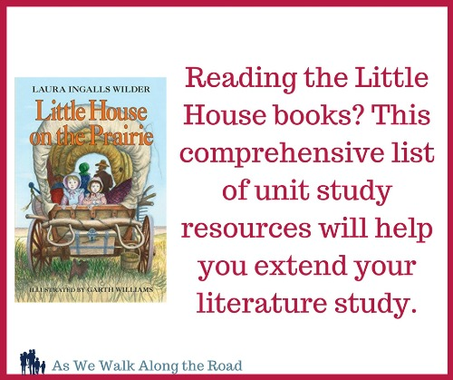 Little House on the Prairie resources