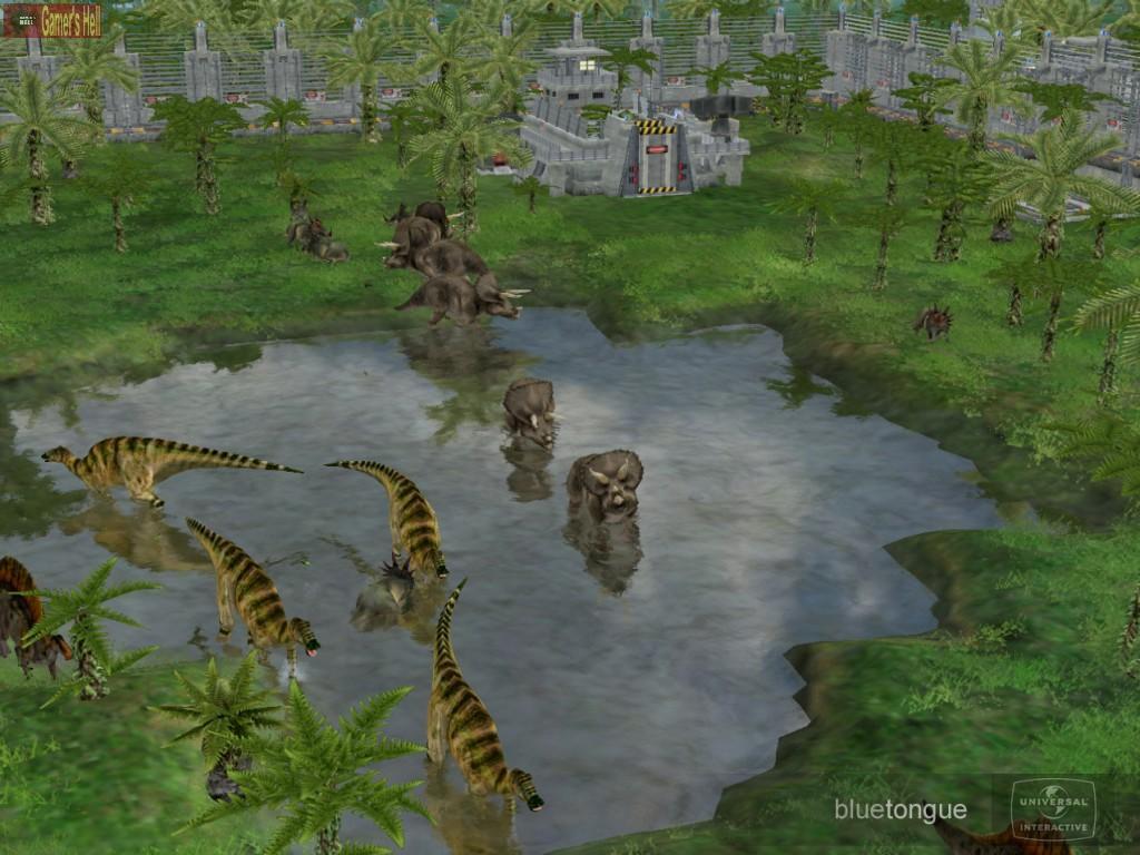 Jurassic Park Operation Genesis - Free Download PC Games ...