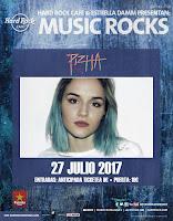 Concierto de Rizha en el Hard Rock Café Madrid