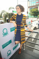 Taapsee Pannu looks super cute at United colors of Benetton standalone store launch at Banjara Hills ~  Exclusive Celebrities Galleries 044.JPG