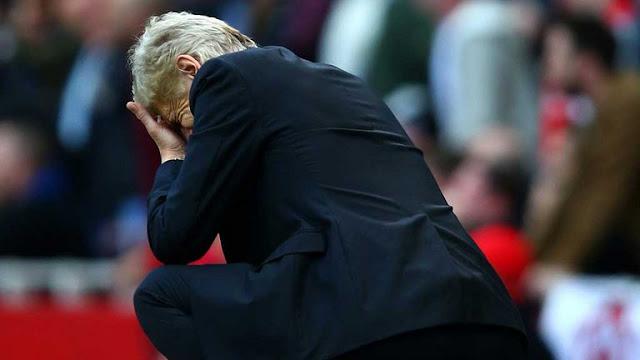Kocha wa Arsenal, Arsene Wenger. Picha/Getty Images