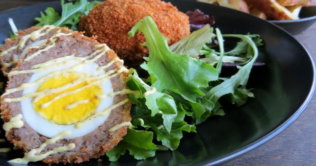 Scrotch Eggs Recipe