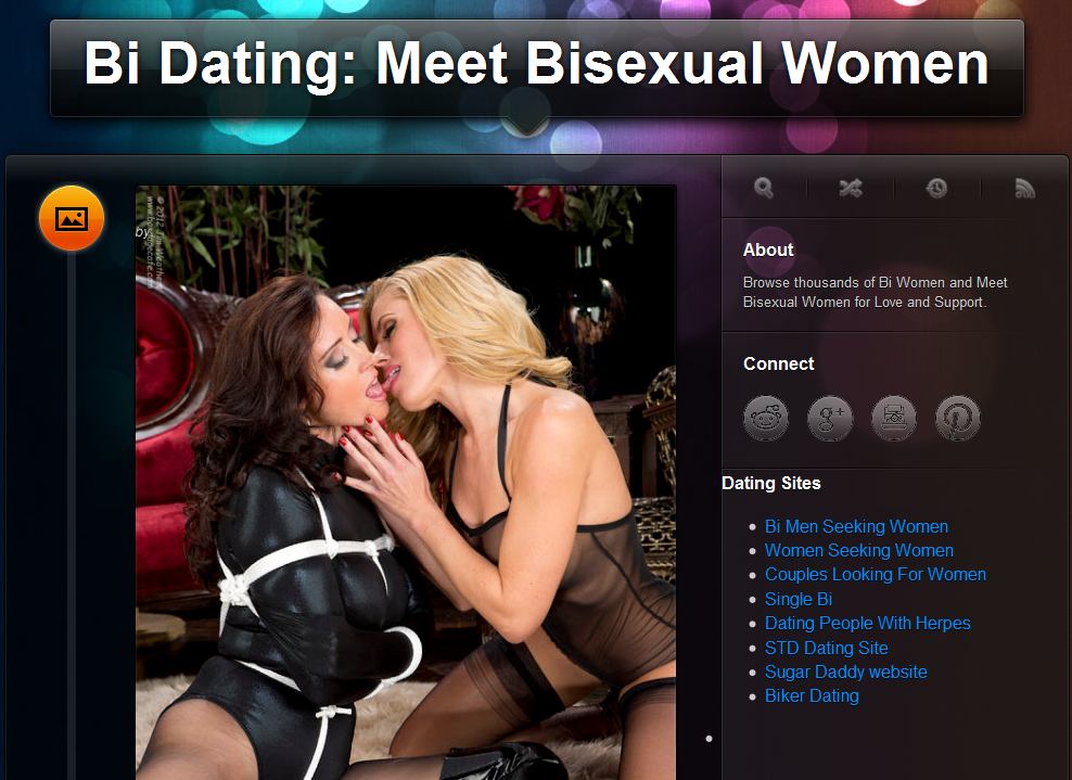 dating web site in the