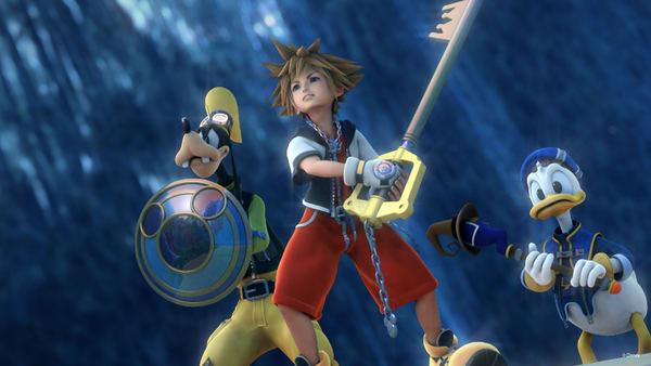 Kingdom Hearts podría llegar al cine