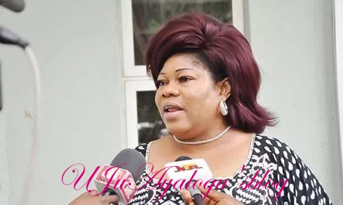 Ngozi Olojeme: The Alleged NSITF Thief Own House Which It Bathroom Alone Costs $4m As EFCC Freezes Her 30 Accounts, Seizes 37 Properties