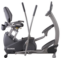Octane Fitness xR4x Recumbent Elliptical Trainer, review features compared with xR6x
