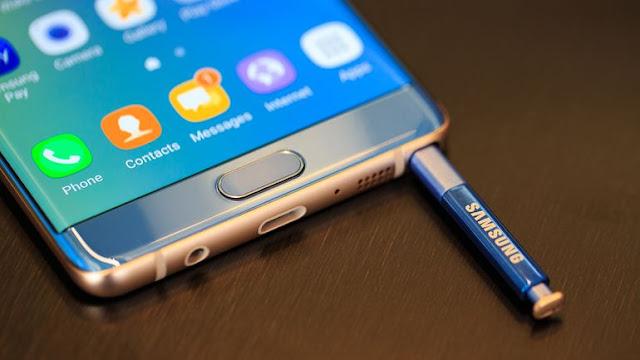 Verizon vai parar a substituição dos dispositivos Samsung Galaxy Note7 para seus clientes nos EUA