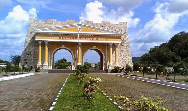 Tempat Wisata Benteng Portugis, Jepara