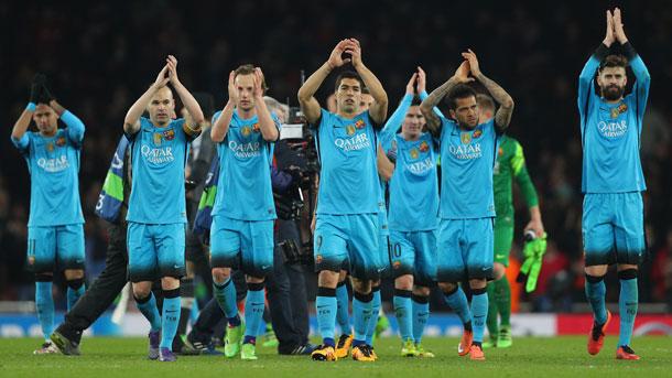 El FC Barcelona, a 20 partidos de volver a ganarlo todo
