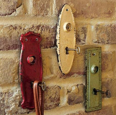 Unique Wall Hooks and Unusual Coat Racks (15) 7