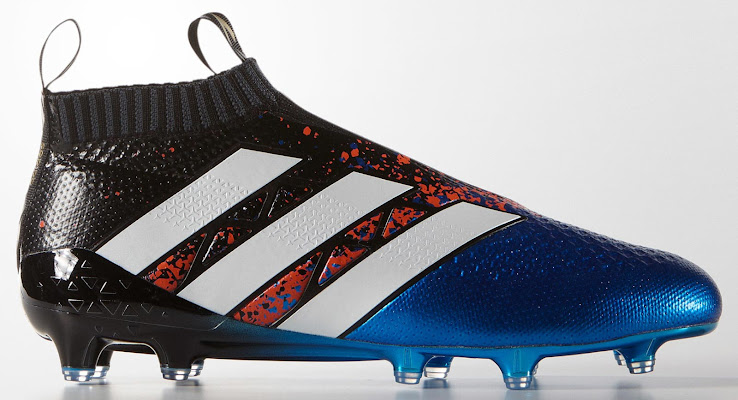 This is the bold new Adidas Ace 16+ PureControl boot from the Adidas Paris  Pack. ed35d1d9a