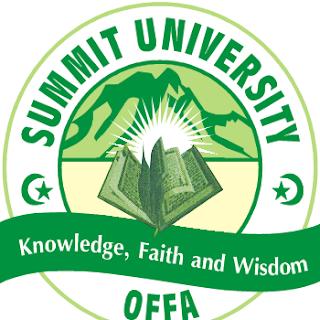 Summit University, Offa post utme form