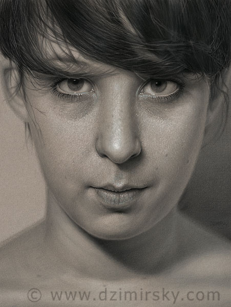 The Hyperrealistic Drawings