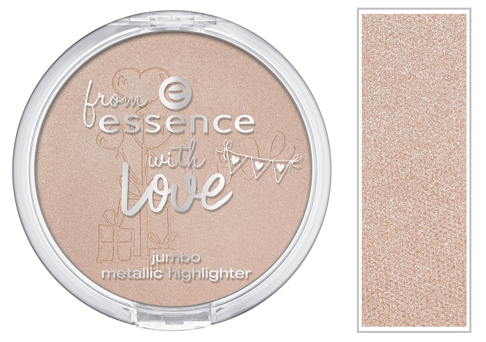 from essence with love jumbo metallic highlighter