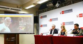 PAPA FRANCISCO EN PERÚ: Presentan web con toda la información sobre visita del Santo Padre - www.papafranciscoenperu.pe