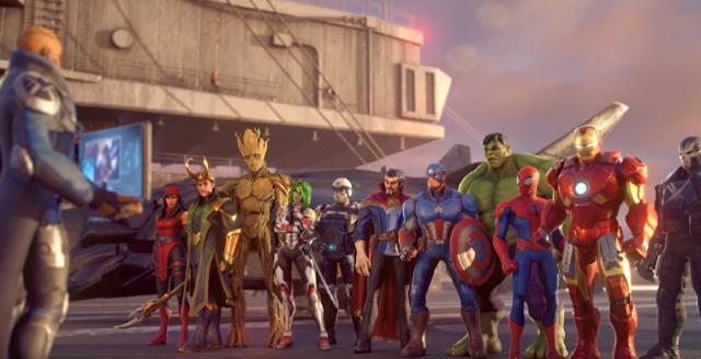 Marvel Strike Force mod