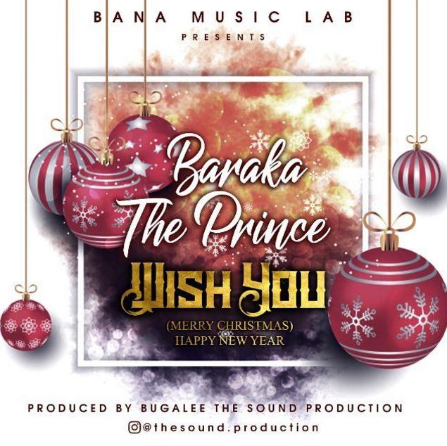 Baraka Da & The Prince - wish you