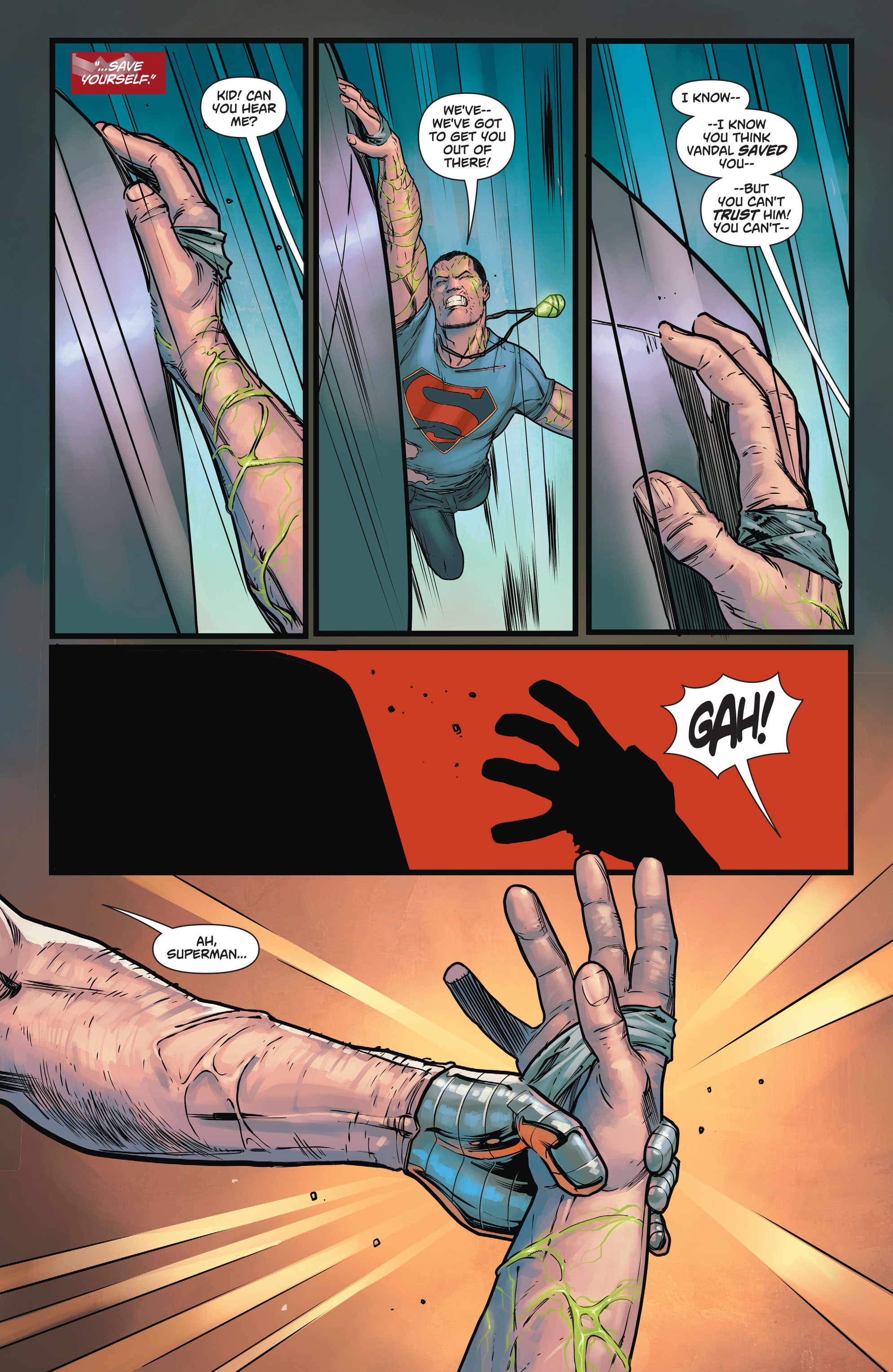 Read online Action Comics (2011) comic -  Issue #50 - 30