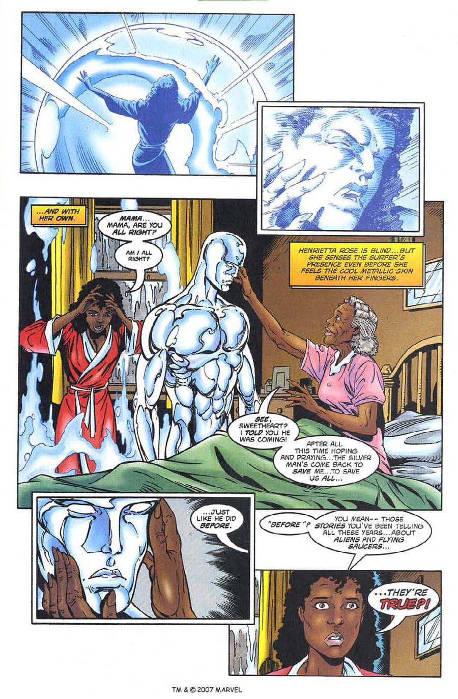 Read online Silver Surfer (1987) comic -  Issue #134 - 15