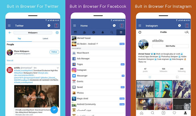 Swifter for facebook pro apk